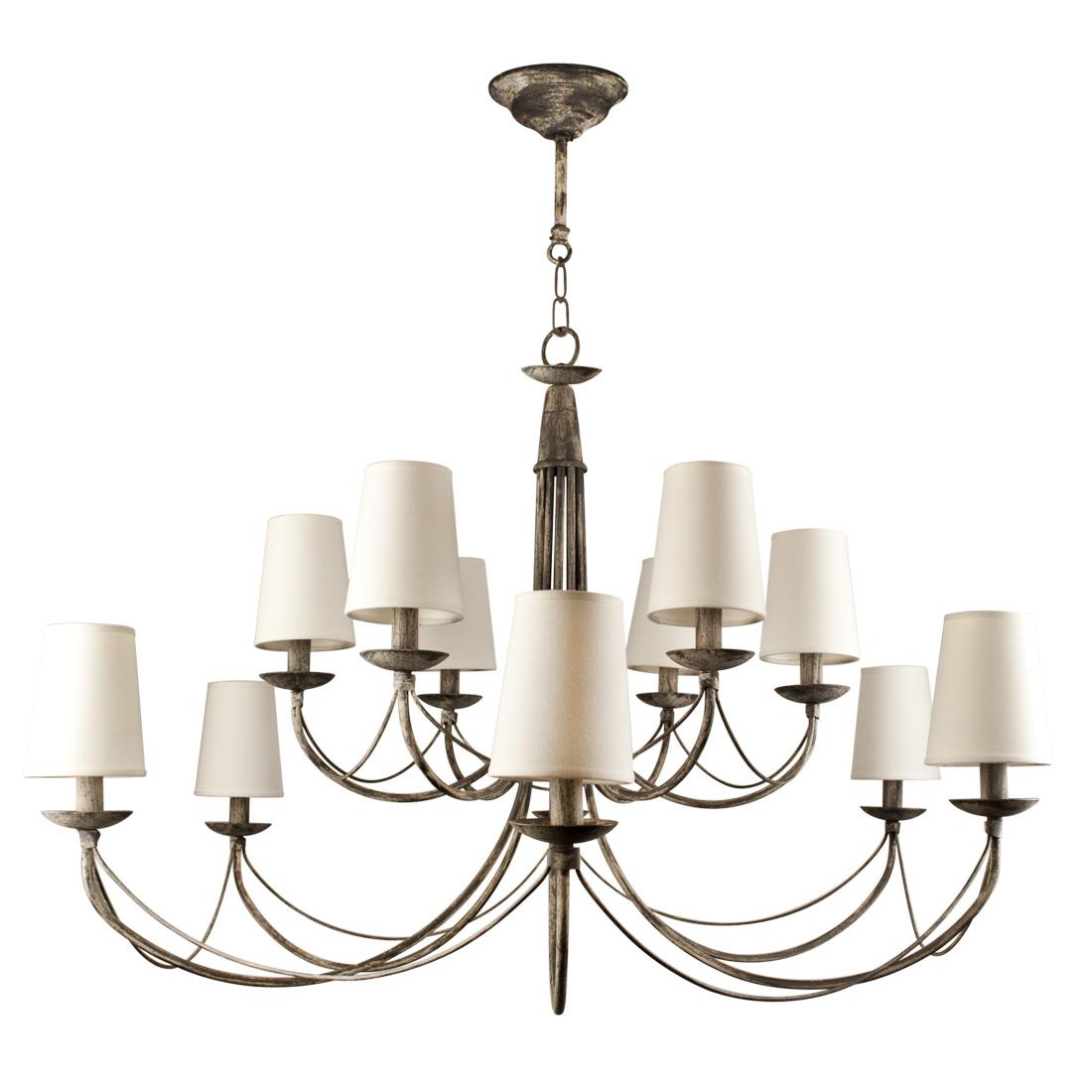 Casa villaverde london villaverde london casa metal chandelier shades square arubaitofo Images