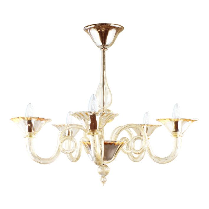villaverde-london-flo-5-light-murano-chandelier-square