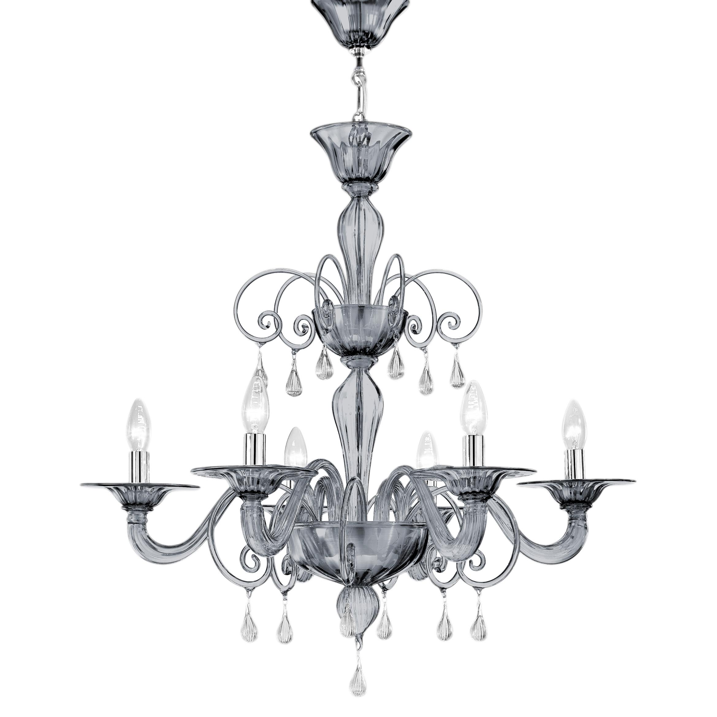 Jasmine villaverde london villaverde london jasmine slate murano chandelier square aloadofball Gallery