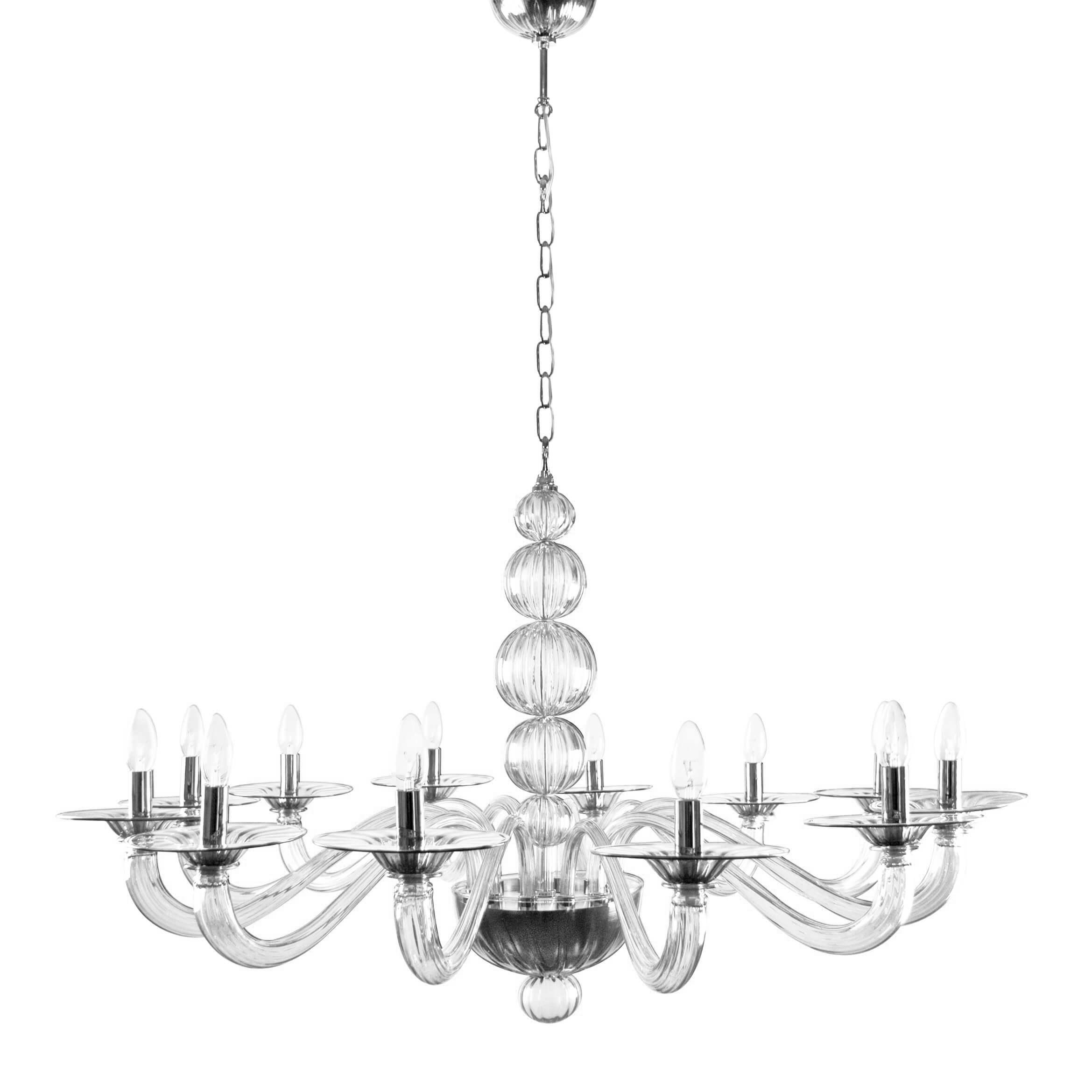 Joya villaverde london villaverde london joya murano chandelier square clear arubaitofo Gallery
