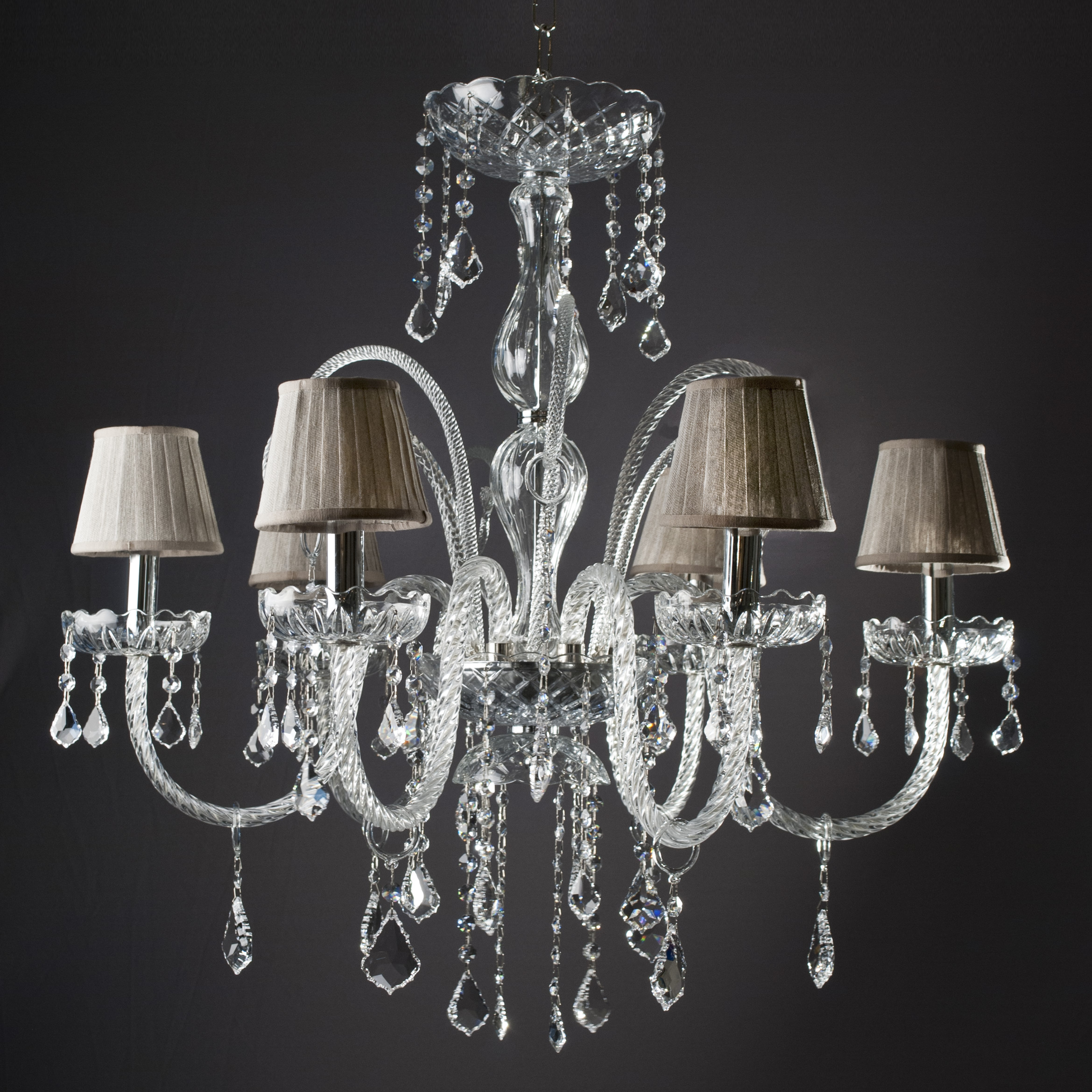 Villaverde london swan crystal chandelier shades square villaverde villaverde london swan crystal chandelier shades square aloadofball Images