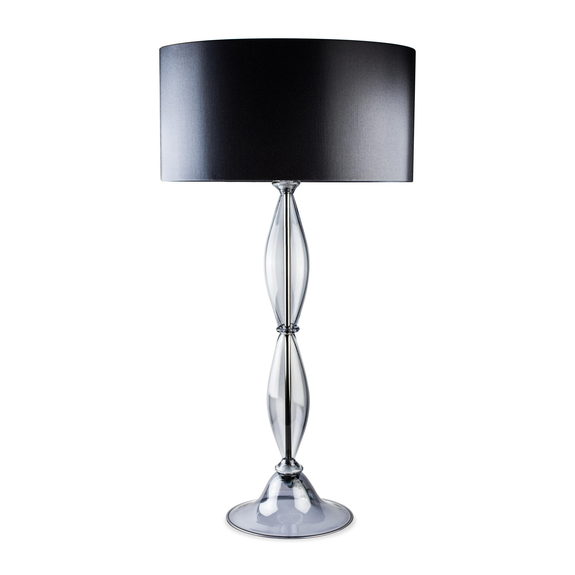 Villaverde London LUNA Murano Table Lamp Square