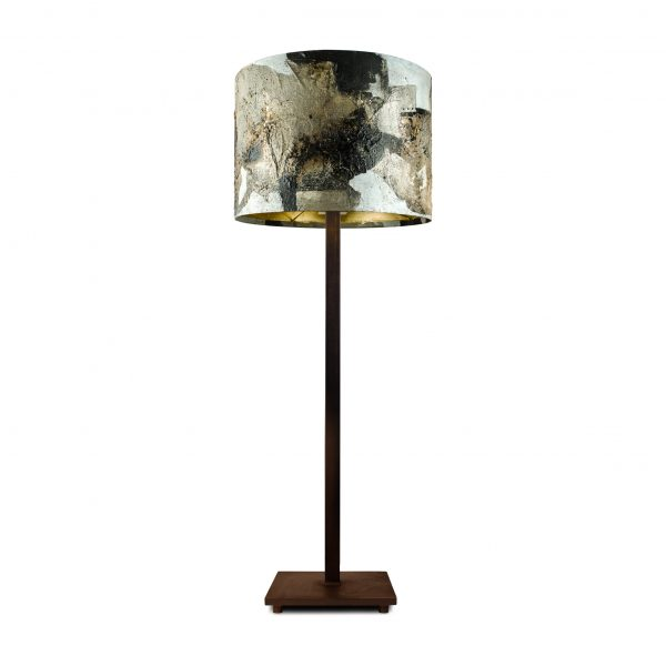 Metal table lamps villaverde london villaverde london carta metal tablelight square aloadofball Gallery