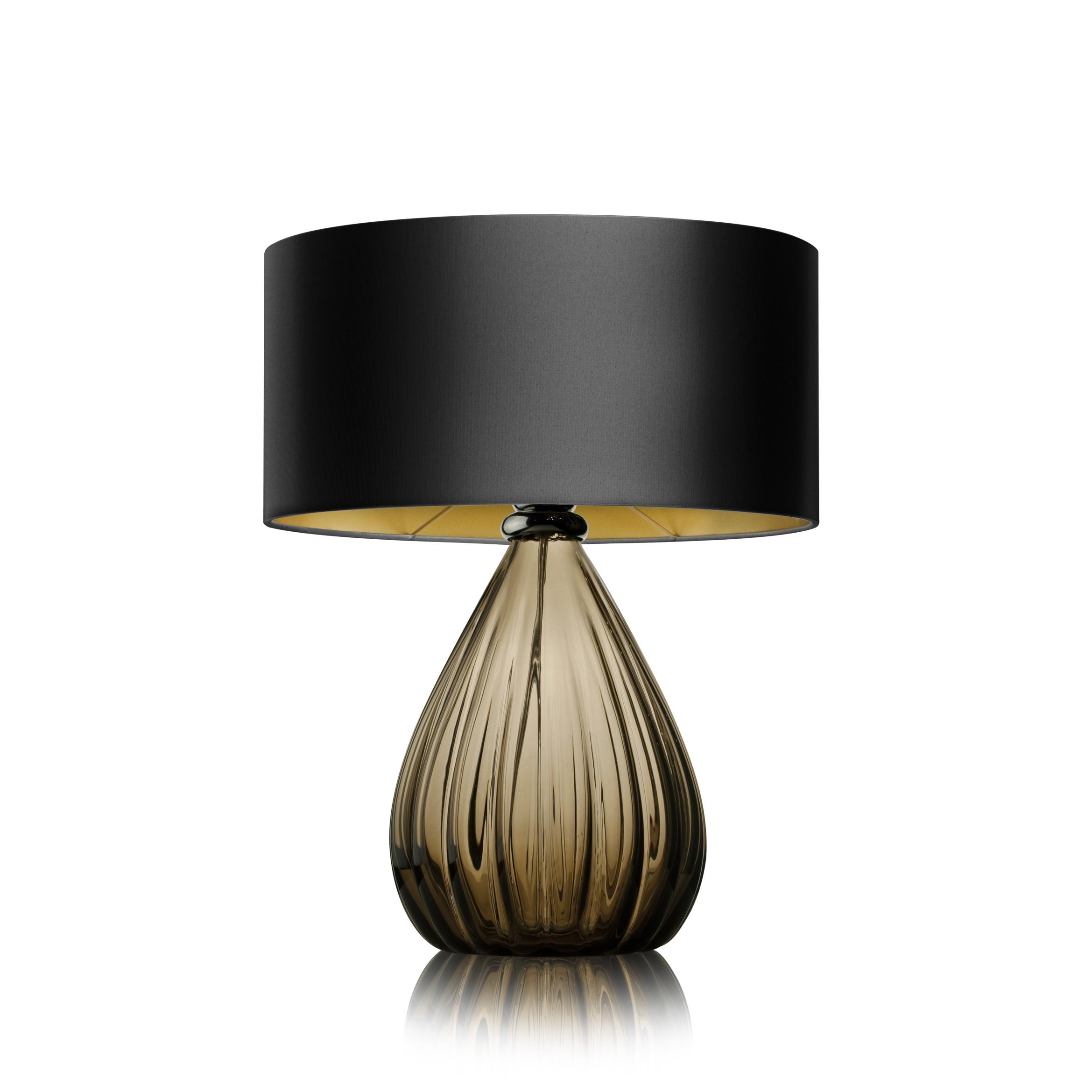 Gemma villaverde london villaverde london gemma murano table lamp fume square aloadofball Gallery
