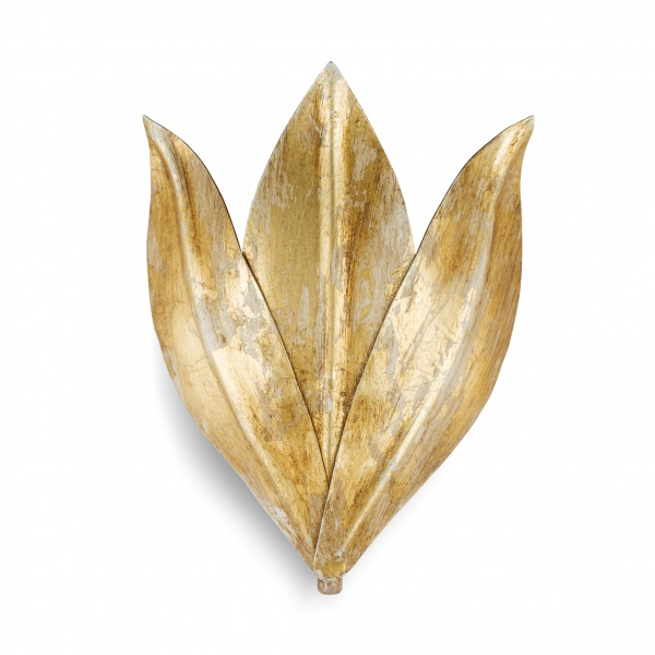 villaverde_london_ORCHID_3LEAVES_metal_wall_light_square