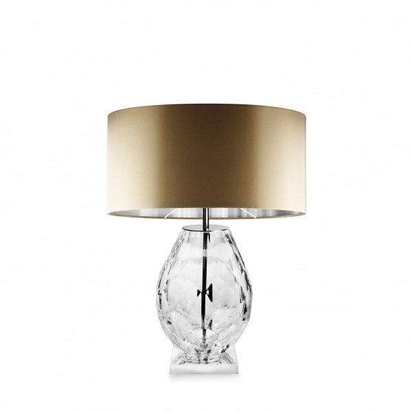 Glass Table Lamps - VILLAVERDE LONDON