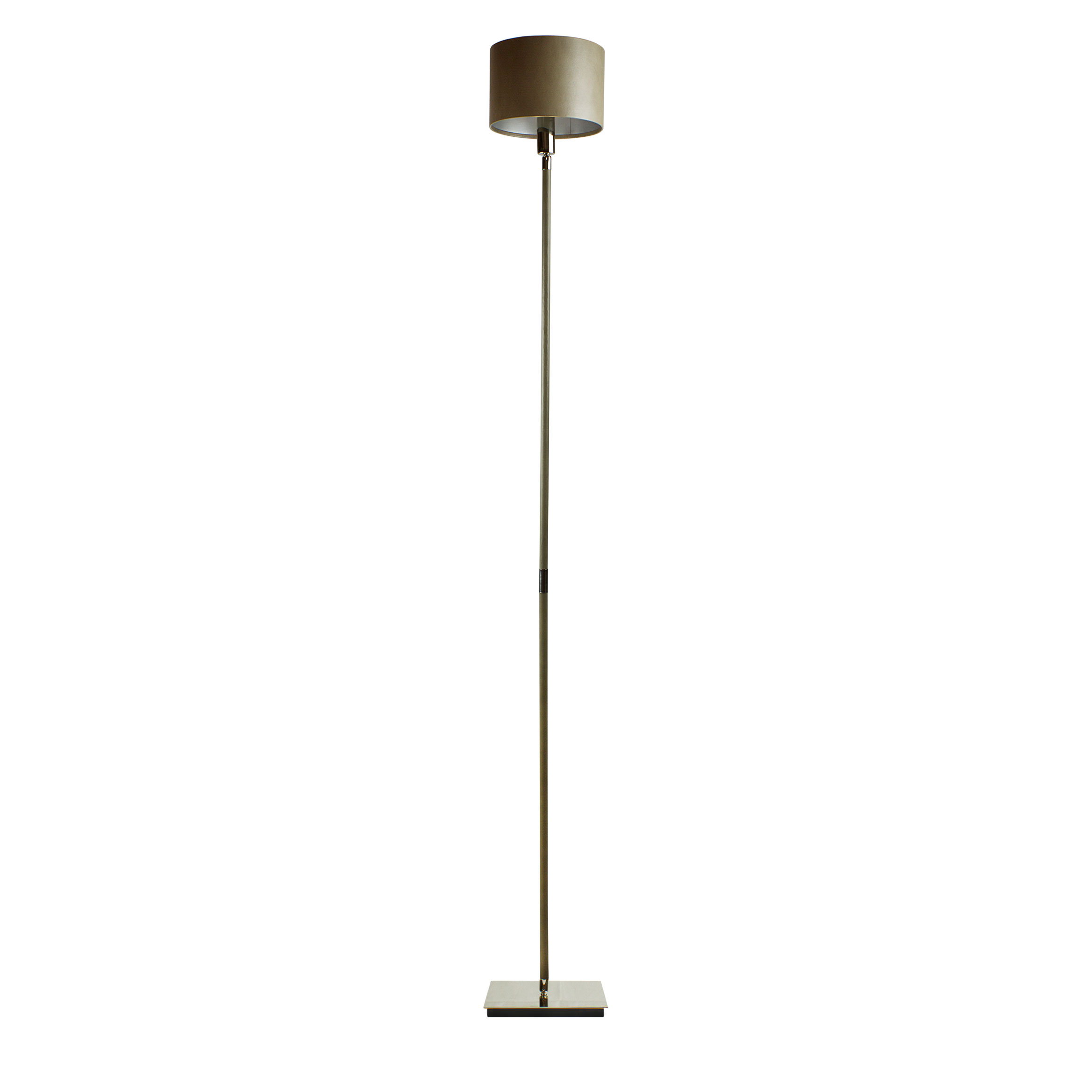 Linea villaverde london villaverde london linea metal leather floor lamp square3 aloadofball Image collections