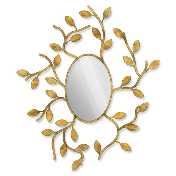 villaverde-london-FOLIAGEOVAL2-METAL-MIRRORS-square