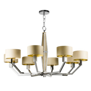 villaverde-london-piramide-brass-leather-chandelier-8light-square
