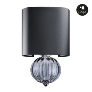 IP44-wall-lights-SlateMurano_SilkMidnightBlueShade_square