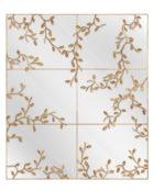 villaverde-london-quadri-mirror-plain-square