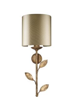 Foliage Short wall light 1 light Half Revolve shade W20